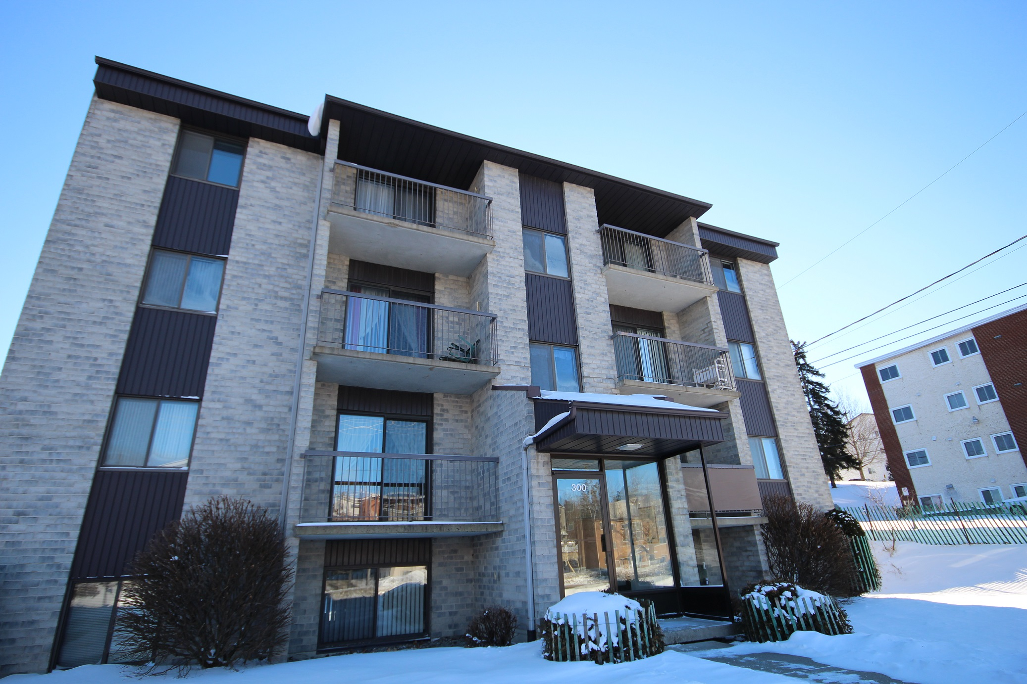 Appartement Sherbrooke